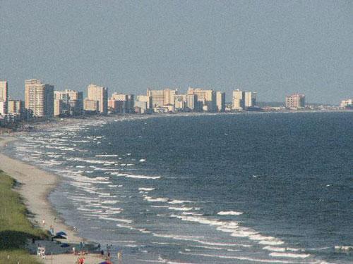 South Carolina Myrtle Beach Seawatch Plantation